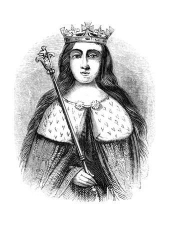 Anne Neville, Queen Consort of King Richard III of England 1483-1485