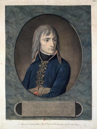 General Bonaparte, 1798