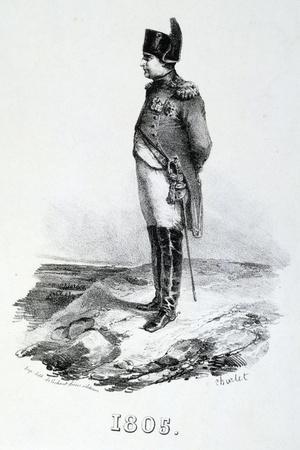 Napoleon 1St, 1805, 19th Century