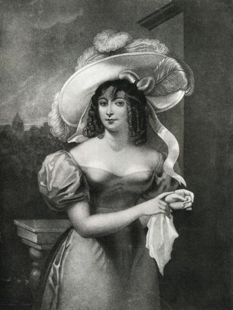 Portrait of a Woman, 18th Century