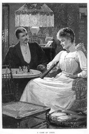 A Game of Chess, C1900s-C1910s