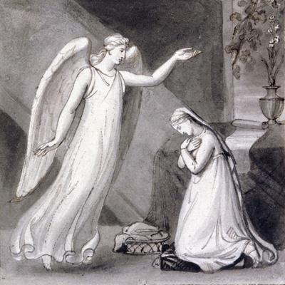 The Annunciation, 19th Century