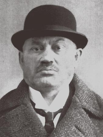 Yevno Azef (1869-191), 1900s