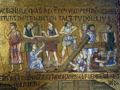 Story of Noah: the Building of the Ark, 11th Century