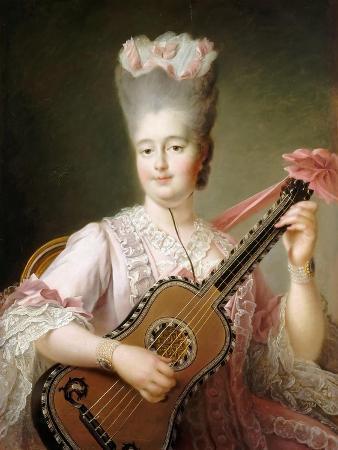 Marie Clotilde of France (1759-180), Queen of Sardinia