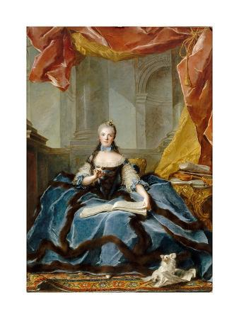Princess Marie Adélaïde of France (1732-180)