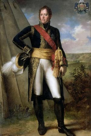 Portrait of Marshal Michel Ney (1769-181)