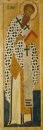 Saint Basil the Great (From the Deesis Rang)