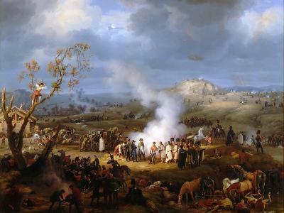 Napoleon's Bivouac on the Eve of Austerlitz, 1 December 1805