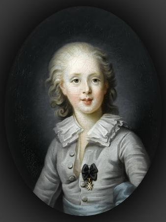 Louis Antoine of France, Duke of Angoulême (1775-184)