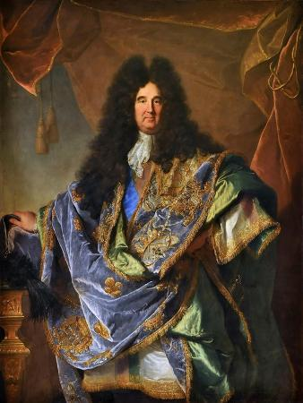 Philippe De Courcillon, Marquis De Dangeau (1638-172)