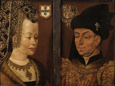 Portraits of Philip the Good and Isabella of Portugal, 16th Century