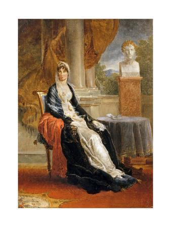 Maria Letizia Buonaparte, Née Ramolino (1750-183)