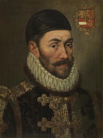Portrait of William I of Orange (1533-158), Mid of 16th C