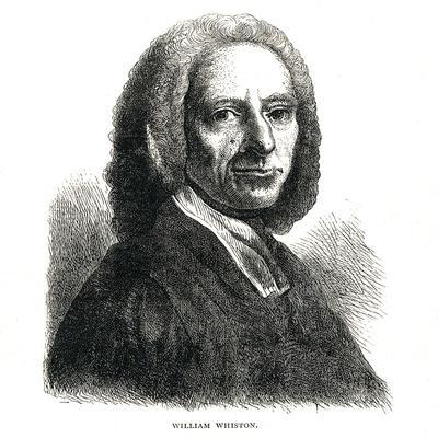 William Whiston, 1878