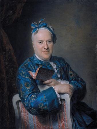 Portrait of Pierre-Louis Laideguive (1704-177)