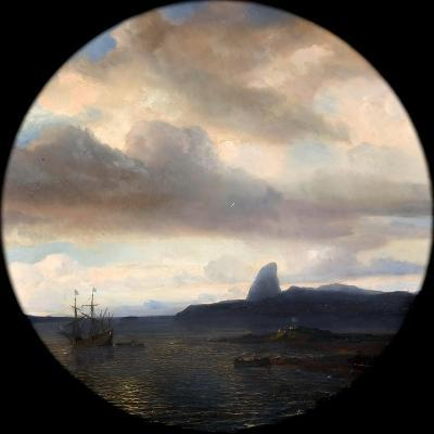 Villegagnon Entering the Bay of Rio De Janeiro on 10 November 1555