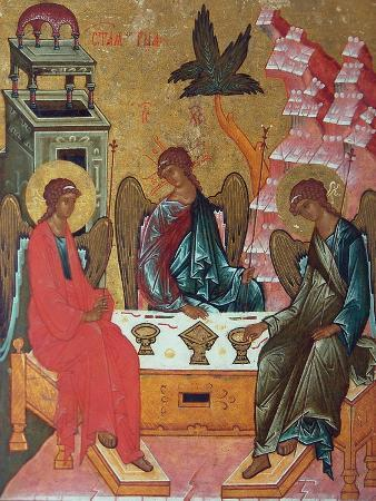 The Holy Trinity, 15th Century