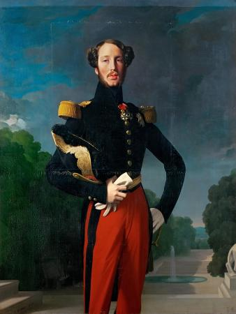 Prince Ferdinand Philippe, Duke of Orléans (1810-184)