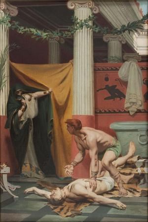 The Death of the Emperor Commodus