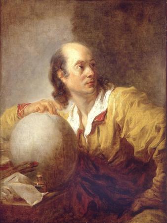Portrait of Jérôme Lalande (1732-180)