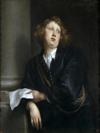 Portrait of the Composer and Organist Henricus Liberti (1610-166)