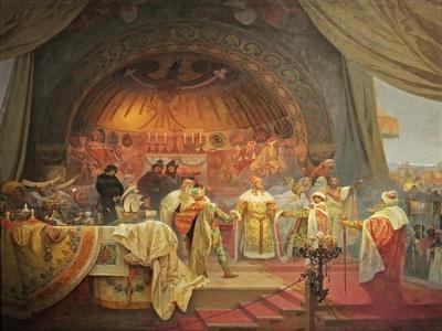 Ottokar II of Bohemia, the Union of Slavic Dynasties
