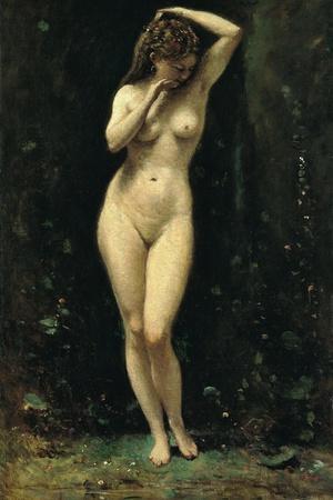 Diana Bathing (The Fountain)