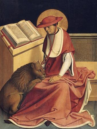 Saint Jerome as a Cardinal