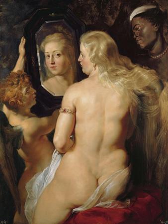 Venus at a Mirror