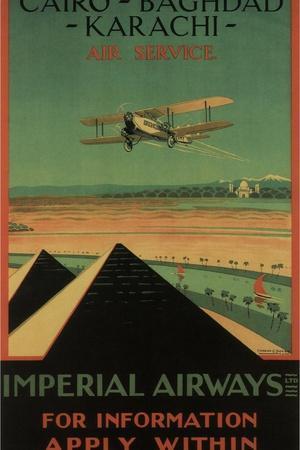 Imperial Airways, 1926