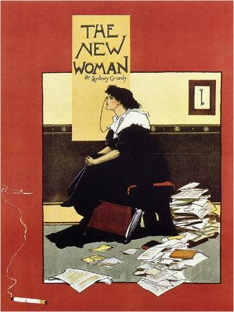 The New Woman, 1895