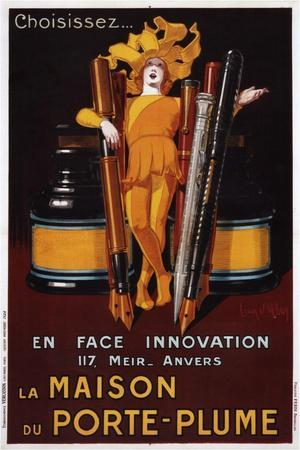 The House of the Pen, 1928