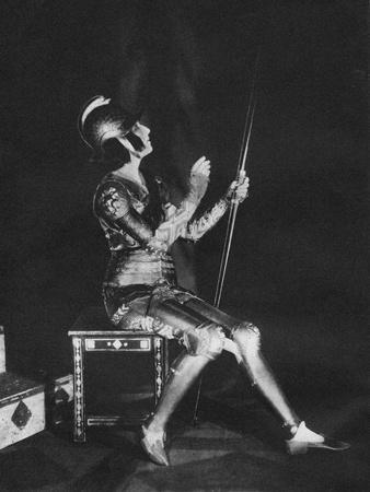 Ida Rubinstein in the Ballet Le Martyre De Saint Sébastien, 1911-1912