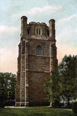 Bell Tower, Chichester, West Sussex, Early 20th Century