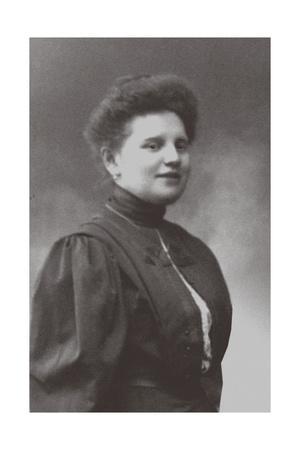 Anna Demidova (1878-191), Housemaid of the Romanov Family
