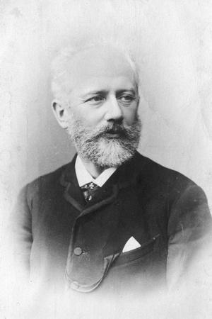 Peter Ilich Tchaikovsky, (1840-189), Russian Composer