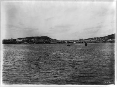 Vladivostok - Panoramic View from Harbor