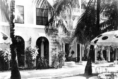 The Royal Victoria Hotel, Nassau, Bahamas, C1900s