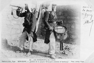 French Foreign Legion, Beni Ounif, Algeria, 1904