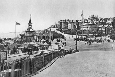 Pier Approach, Looking West, Bournemouth, Dorset, C1910S