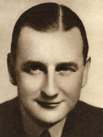 Herbert Wilcox, British Film Producer, 1933