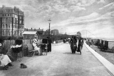 The Parade, Bexhill-On-Sea, East Sussex, Early 20th Century