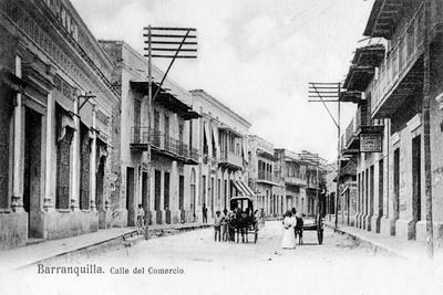 Barranquilla, Colombia, C1900s