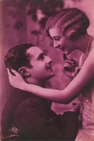 Romantic Postcard, C1920S
