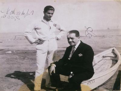 Diaghilev and Lifar