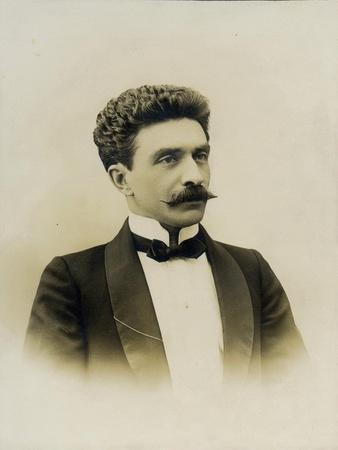 Ballet Master Alexander Shiryaev (1867-194), 1904