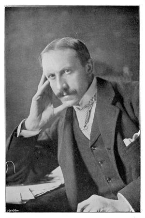 Alfred, Lord Milner, British Statesman, 1901