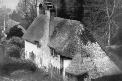 Cottage, Selworthy, Somerset, 1924-1926