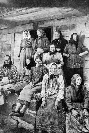 Land-Working Women, East Prussia, 1922